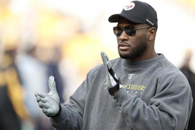 5 Players Coming off Injury Who Will Help the Pittsburgh Steelers in 2012