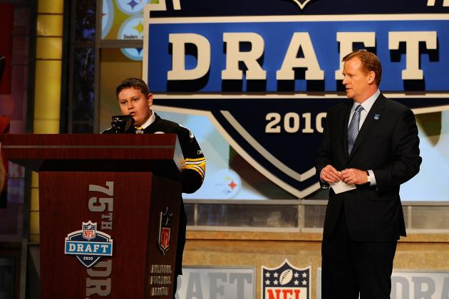 2012 NFL Mock Draft: Projecting the Pittsburgh Steelers' Picks