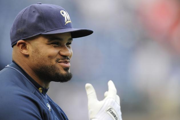 Prince Fielder: 9 Unforgettable Moments from His Milwaukee Brewers Career