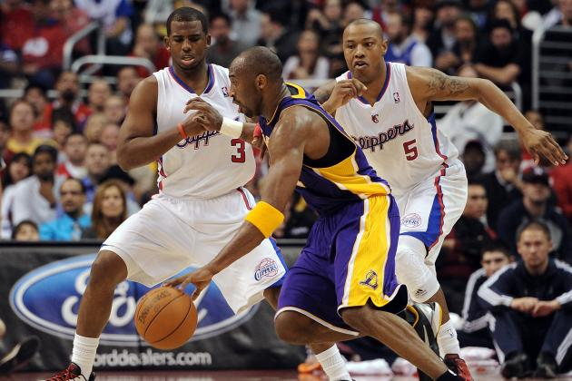 Los Angeles Clippers or Los Angeles Lakers? Postion-by-Position Breakdown