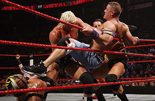 WWE Royal Rumble 2012: 5 Favorites to Win the Match