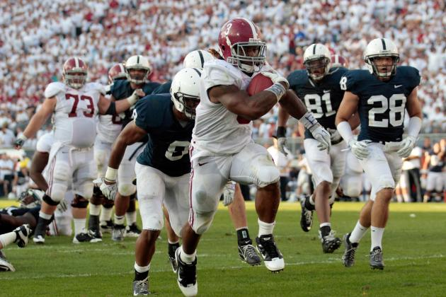 SEC Football: Best Non-Conference Games for 2012