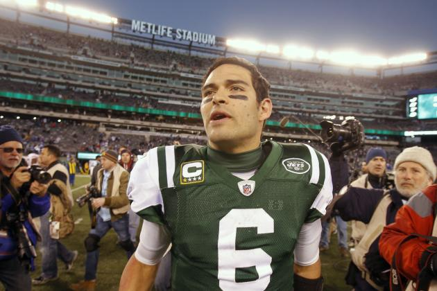 New York Jets: Mark Sanchez and the 5 Most Overpaid Players on the Roster