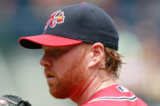 Where Does the Atlanta Braves Starting Rotation Rank Within the NL East?