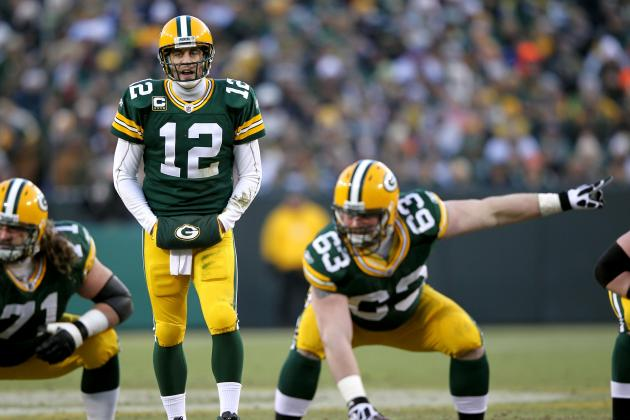 Green Bay Packers: Grading Each Offensive Player for 2011