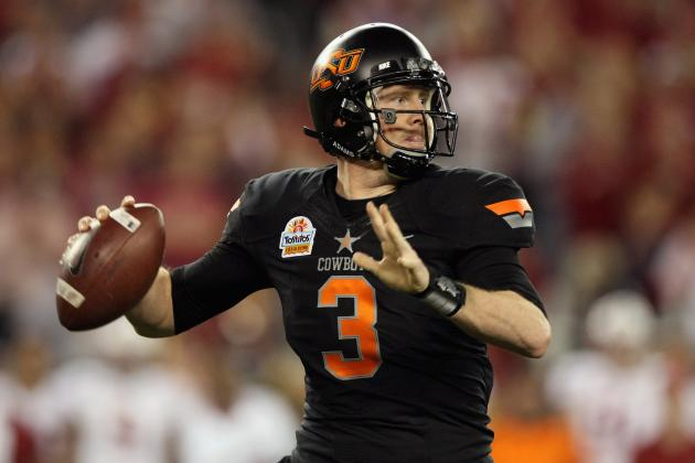 2012 NFL Mock Draft: Fan Favorites Miami Dolphins Should Avoid with Each Pick