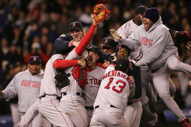 Boston Red Sox: 20 Reasons They'll Run Away with AL East