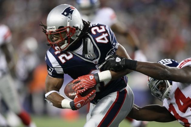 Super Bowl Preview 2012: Ranking the Running Backs