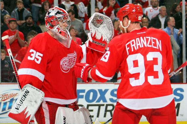 Detroit Red Wings: What They Need to Do to Make a Run at the Cup
