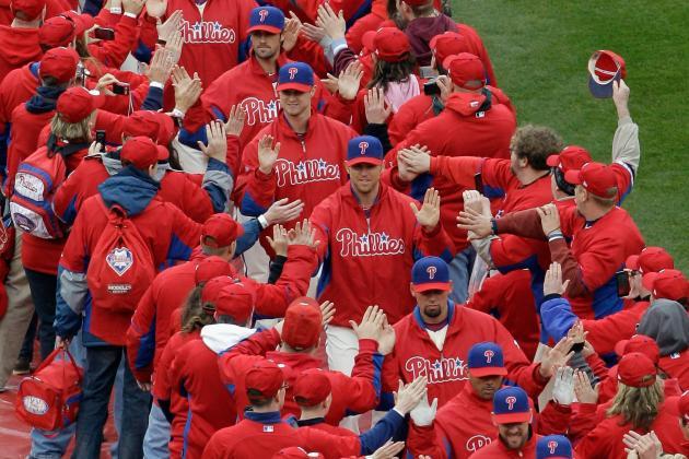 Philadelphia Phillies: 10 Dark Horses to Make Their Opening Day Roster
