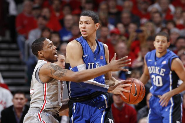 College Basketball: Midseason Evaluation for Top 10 Freshmen of 2011-12