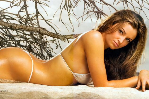 The 25 Hottest Athletes in Bikinis