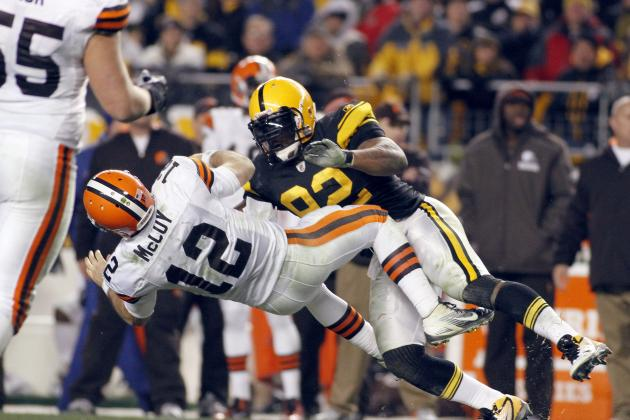 Super Bowl 2012: 9 NFL Players You Would Never Want to Watch With