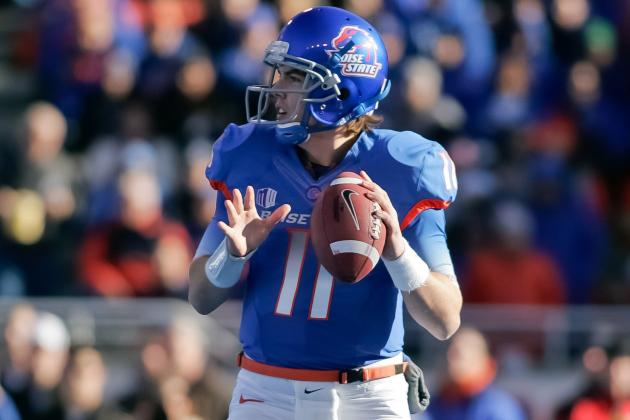 2012 Senior Bowl: Kellen Moore and 7 Players Who Will Impress NFL Teams