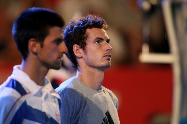 Australian Open 2012: Why Andy Murray Is Due to Upset Novak Djokovic