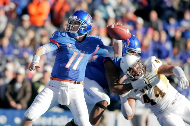 Senior Bowl 2012: 5 Players with Most to Prove
