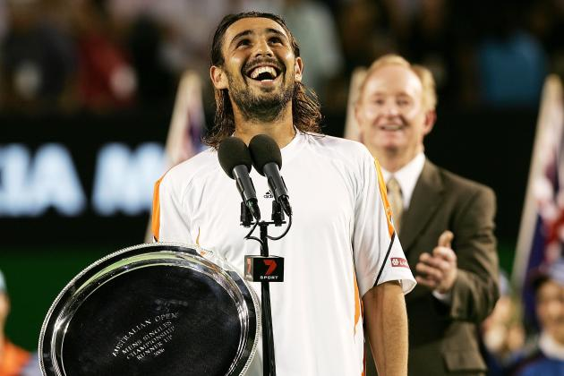 Australian Open 2012: Top 10 Surprise Tournament Finalists in the Open Era