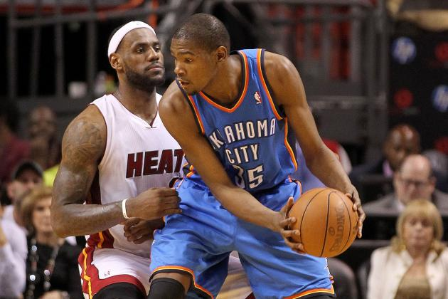 NBA: Early Season All-NBA First, Second and Third Teams