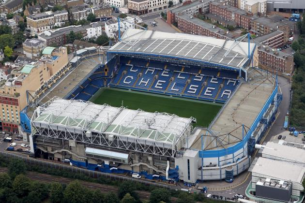 Ranking the 20 Premier League Stadiums