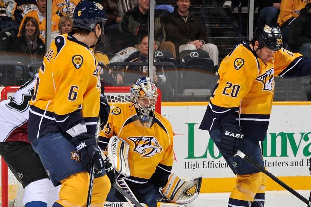 2012 NHL Second Half: Ryan Suter, Shea Weber and Other Bold Predictions