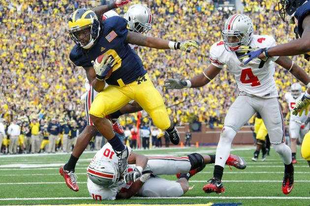 Michigan Football Recruiting: Tracking 2012 National Signing Day Targets