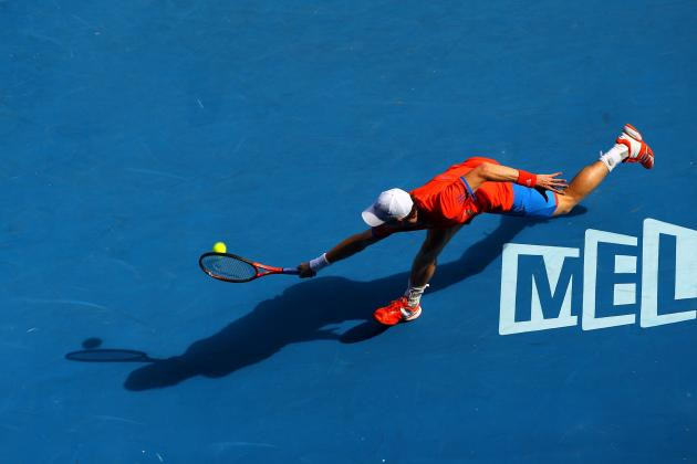 Australian Open 2012: Top 10 Men's Matches of 2012 Aussie Open