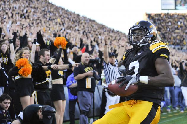 2012 NFL Draft Projections: Where Will the Iowa Hawkeyes Land?
