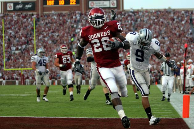 Oklahoma Football: The 7 Best Freshman Campaigns in School History