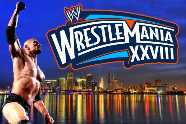 WrestleMania XXVIII: Creating a Card Through Logic and Wishful Thinking