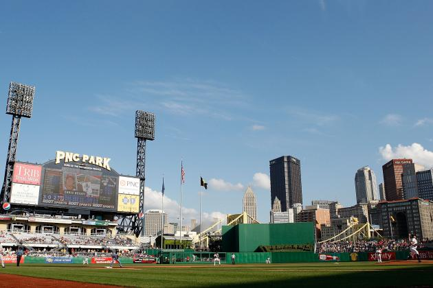 Jameson Taillon and 15 Pittsburgh Pirates Prospects Destined for Stardom