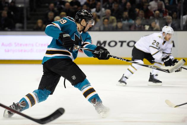NHL All-Star Game 2012: Couture and the 6 Youngest All-Stars Who Will Shine