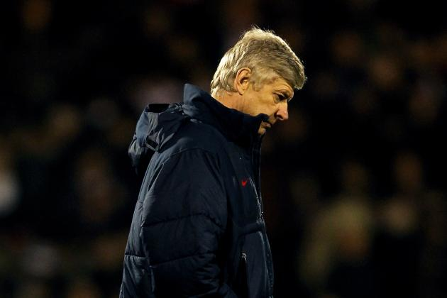 Arsenal: 5 Reasons Why Fans Were Right to Boo Arsene Wenger