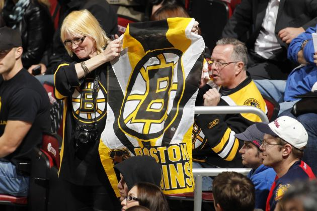 10 Toughest NHL Fanbases