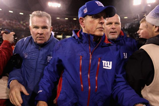 Would a Win in Super Bowl XLVI Make Tom Coughlin the Best NY Giants Coach Ever?
