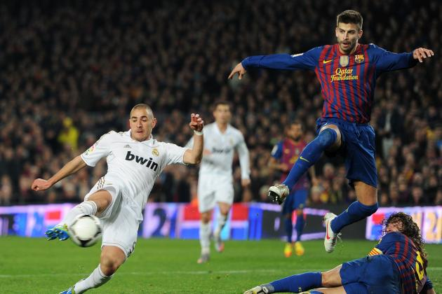 Barcelona vs. Real Madrid: Ranking the El Clasico Goals