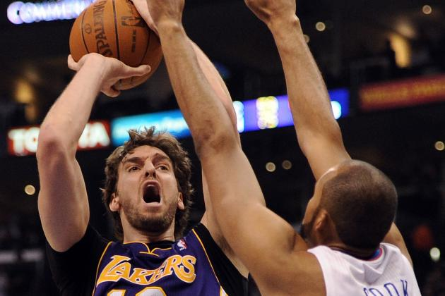 NBA Rumors: Why Los Angeles Lakers Should Trade Pau Gasol