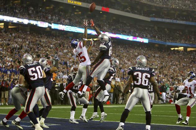 Patriots vs. Giants in Super Bowl XLVI: The Top 5 Matchups