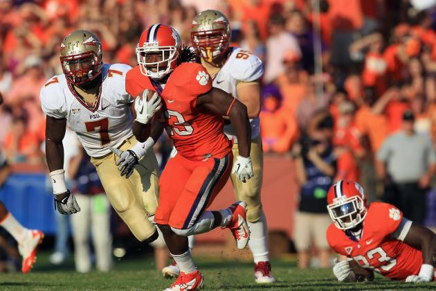 ACC Football: Ranking the Atlantic for 2012