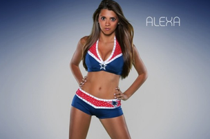 Doug Flutie's Daughter: The Best Pics of Patriots Cheerleader Alexis Flutie