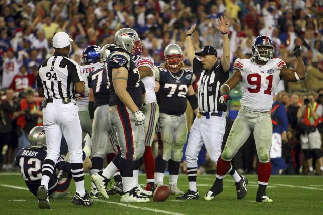 Super Bowl 2012: Are the New York Giants and New England Patriots Dirty Teams?