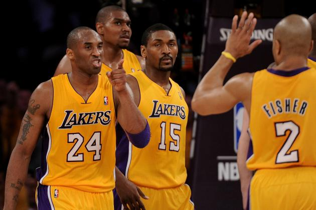 5 Worst-Case Scenarios for the Los Angeles Lakers' Season