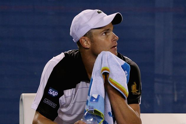 Australian Open 2012: Roddick, Wozniacki and Fish Are the Biggest Flameouts