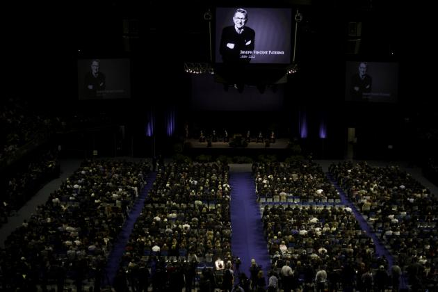 Joe Paterno: Best Speeches from Joe Pa's Memorial Service