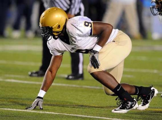 Big Ten Football: The Top 5 Recruits of 2012