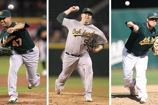 Top 5 Oakland A's Players Who Got Better After They Were Traded