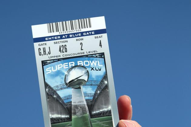 Ranking the Average Ticket Price of Every Super Bowl Since 1966