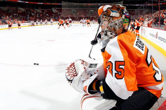 Philadelphia Flyers: Why Sergei Bobrovsky Will Be the Starting Goalie