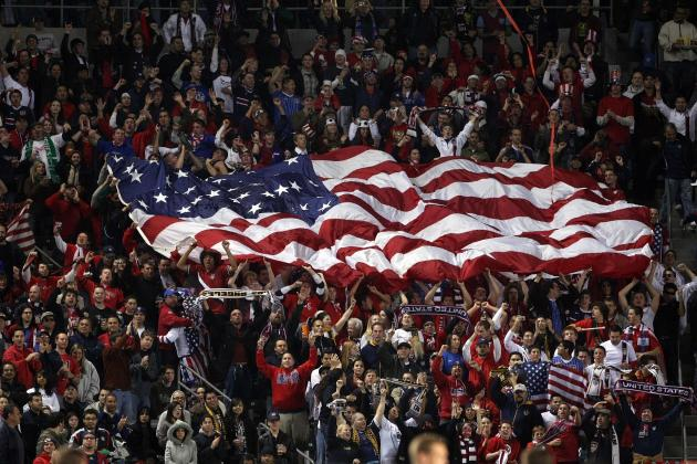 U.S. Men's Soccer: 10 Steps to Dominate the Globe and Win the World Cup