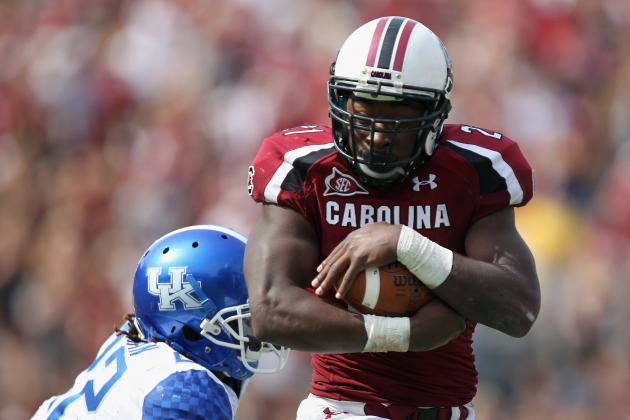 South Carolina Football Recruiting: 5 Positions Gamecock Can Pass on in 2012