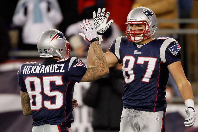 Super Bowl 2012: Is Cruz/Nicks or Gronk/Hernandez the Better Receiving Duo?